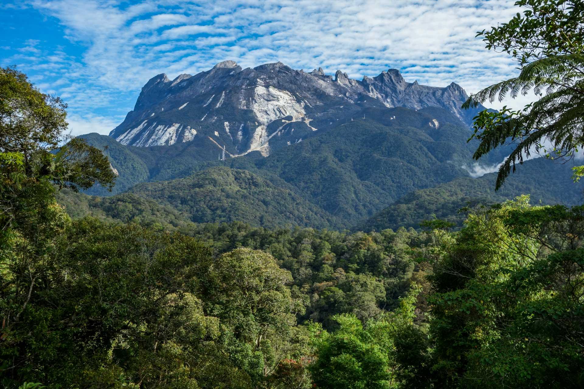The chosen One: Mount Kinabalu: Sabahs Pride!